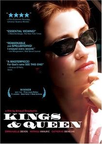 Reis e Rainha - Poster / Capa / Cartaz - Oficial 3