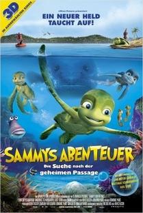 As Aventuras de Sammy - Poster / Capa / Cartaz - Oficial 3