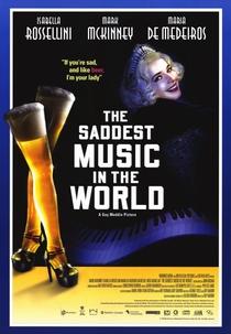 A Música Mais Triste do Mundo - Poster / Capa / Cartaz - Oficial 1