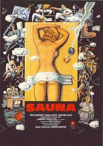 Sauna - Poster / Capa / Cartaz - Oficial 1