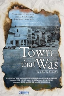 The Town That Was - Poster / Capa / Cartaz - Oficial 1