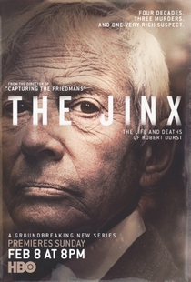The Jinx: A Vida e as Mortes de Robert Durst - Poster / Capa / Cartaz - Oficial 1