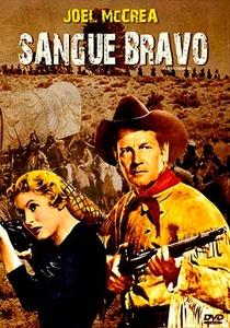 Sangue Bravo - Poster / Capa / Cartaz - Oficial 1