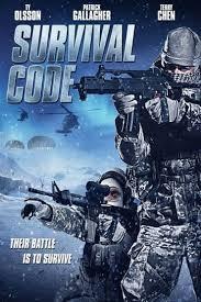 Survival Code - Poster / Capa / Cartaz - Oficial 1