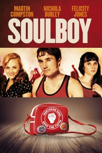 SoulBoy - Poster / Capa / Cartaz - Oficial 3