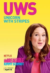 Unbreakable Kimmy Schmidt (2ª Temporada) - Poster / Capa / Cartaz - Oficial 7