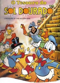 DuckTales - O Tesouro do Sol Dourado - Poster / Capa / Cartaz - Oficial 1