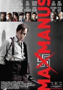 Max Manus - O Homem da Guerra - Poster / Capa / Cartaz - Oficial 1