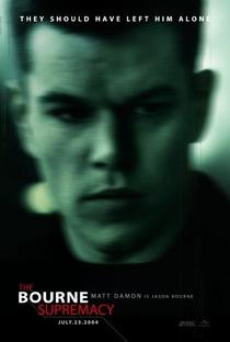 A Supremacia Bourne - Poster / Capa / Cartaz - Oficial 4