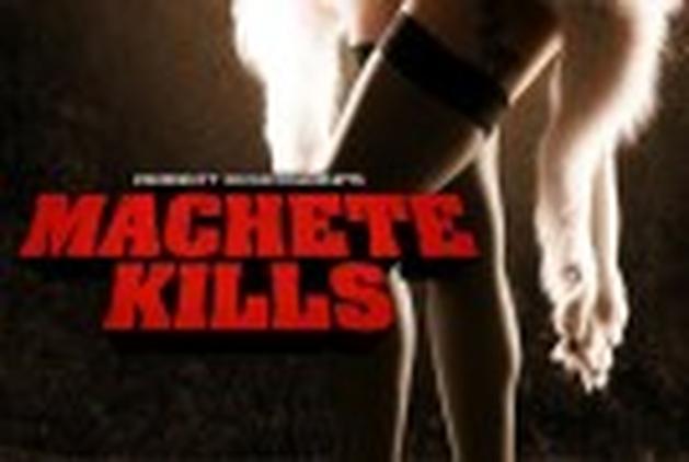 """Sofia Vergara mostra sensualidade e poder no novo poster de """"Machete Kills"""""""