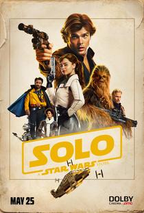 Han Solo: Uma História Star Wars - Poster / Capa / Cartaz - Oficial 4