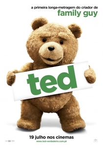 Ted - Poster / Capa / Cartaz - Oficial 4