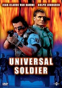 Soldado Universal - Poster / Capa / Cartaz - Oficial 4