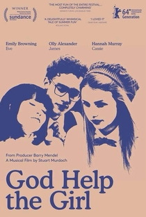 God Help The Girl - Poster / Capa / Cartaz - Oficial 2
