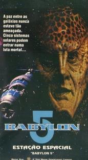 Babylon 5 - Estação Espacial - Poster / Capa / Cartaz - Oficial 1