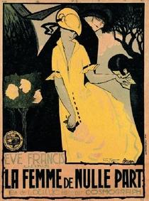 La femme de nulle part  - Poster / Capa / Cartaz - Oficial 1
