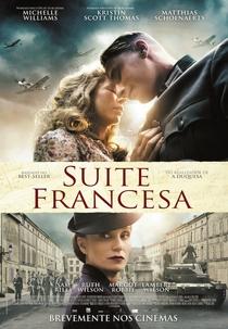 Suite Francesa - Poster / Capa / Cartaz - Oficial 2