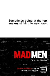 Mad Men (1ª Temporada) - Poster / Capa / Cartaz - Oficial 4