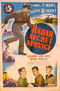 Radar Secret Service - Poster / Capa / Cartaz - Oficial 1