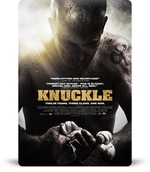 Knuckle - Poster / Capa / Cartaz - Oficial 2