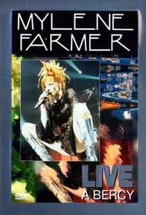 Mylène Farmer: Live à Bercy - Poster / Capa / Cartaz - Oficial 1