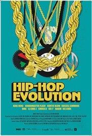Hip-Hop Evolution (1ª Temporada) - Poster / Capa / Cartaz - Oficial 1