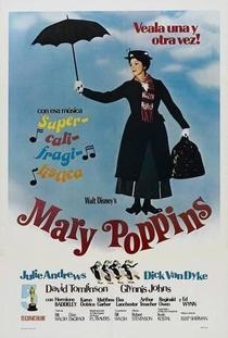 Mary Poppins - Poster / Capa / Cartaz - Oficial 9