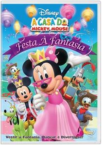 A Casa do Mickey Mouse - Festa a Fantasia - Poster / Capa / Cartaz - Oficial 2