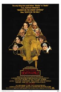 Morte sobre o Nilo - Poster / Capa / Cartaz - Oficial 1