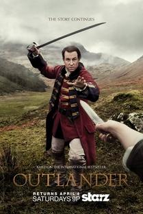 Outlander (1ª Temporada) - Poster / Capa / Cartaz - Oficial 6