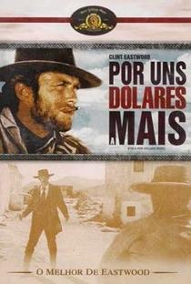 Por uns Dólares a Mais - Poster / Capa / Cartaz - Oficial 9