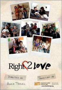 Right 2 Love - Poster / Capa / Cartaz - Oficial 1