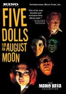 Cinco Bonecas pela Lua de Agosto