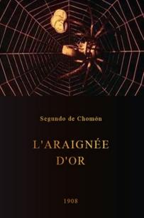A Aranha de Ouro - Poster / Capa / Cartaz - Oficial 1