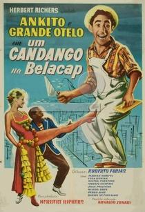 Um Candango na Belacap - Poster / Capa / Cartaz - Oficial 1
