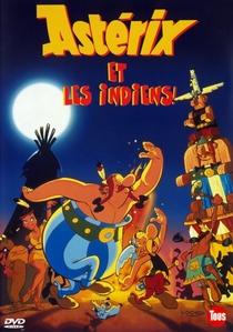 Asterix Conquista a América - Poster / Capa / Cartaz - Oficial 2
