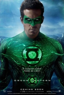 Lanterna Verde - Poster / Capa / Cartaz - Oficial 5