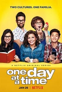 Um Dia de Cada Vez (2ª Temporada) - Poster / Capa / Cartaz - Oficial 1
