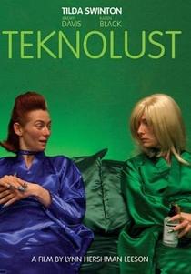 Teknolust - Poster / Capa / Cartaz - Oficial 1
