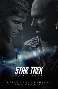 Star Trek Continues - Poster / Capa / Cartaz - Oficial 1