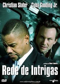 Rede de Intrigas - Poster / Capa / Cartaz - Oficial 2