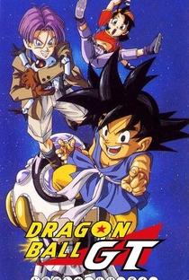 Dragon Ball GT: Saga Viagem Pelo Universo - Poster / Capa / Cartaz - Oficial 36