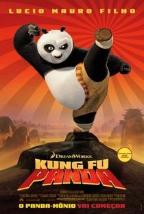 Kung Fu Panda - Poster / Capa / Cartaz - Oficial 2