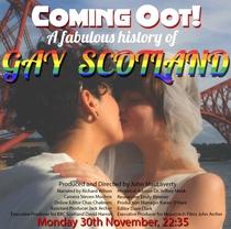 Coming Oot! A Fabulous History of Gay Scotland - Poster / Capa / Cartaz - Oficial 1