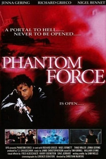 Força Fantasma - Poster / Capa / Cartaz - Oficial 2