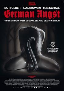Angústia Alemã - Poster / Capa / Cartaz - Oficial 1