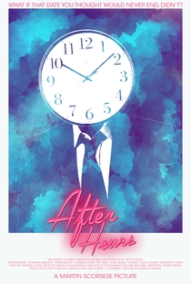 Depois de Horas - Poster / Capa / Cartaz - Oficial 8