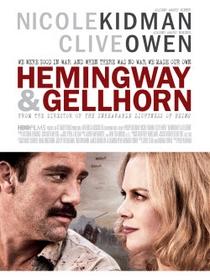 Hemingway & Martha - Poster / Capa / Cartaz - Oficial 1