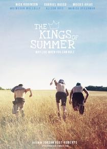 Os Reis do Verão - Poster / Capa / Cartaz - Oficial 6