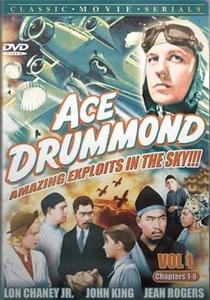 O Ás Drummond - Poster / Capa / Cartaz - Oficial 1